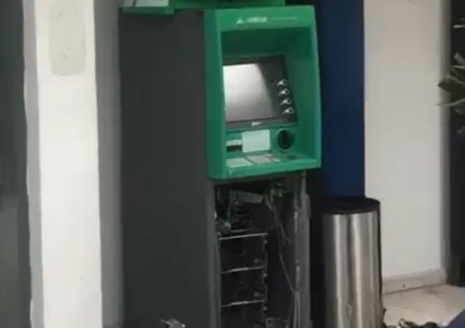Fiscalía no investiga robo al cajero dentro de AHMSA