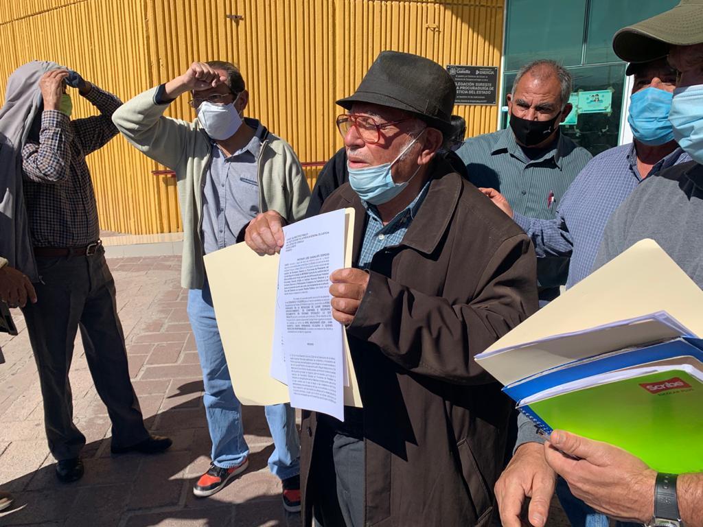 Roban documentos oficiales de instalaciones de MORENA