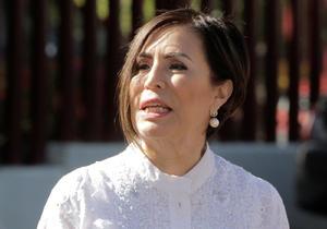 Rosario Piedra: La denunciarán por desabasto