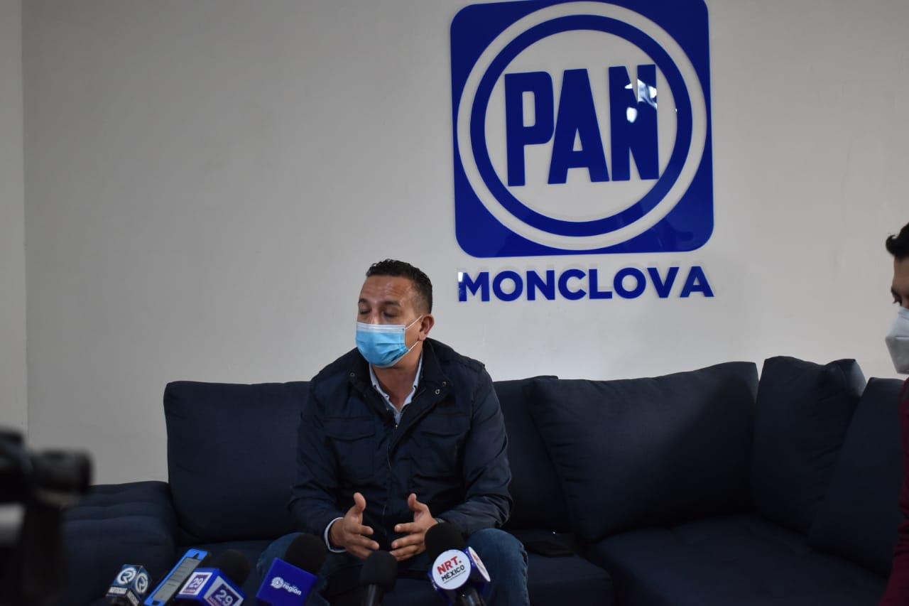 Destapa PAN a Alfredo Paredes como candidato ante reelección municipal