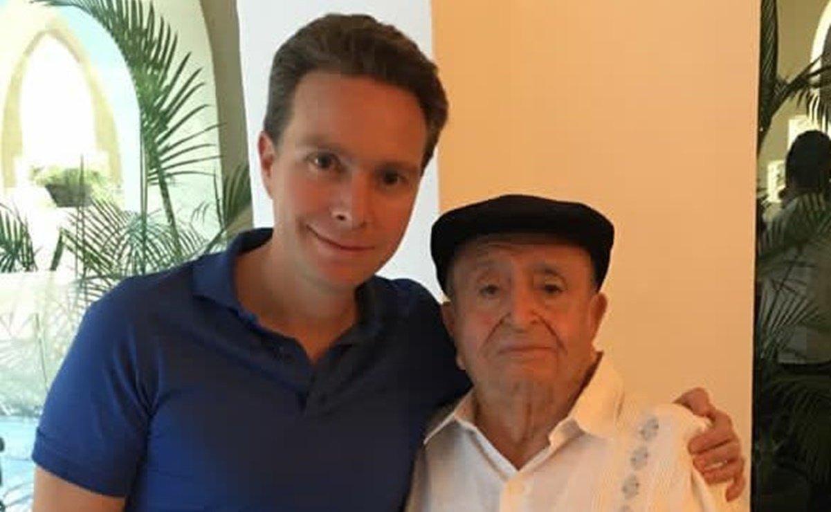 Fallece Fernando Coello, abuelo del senador Manuel Velasco