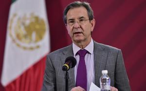Esteban Moctezuma: Agradece a AMLO que lo postule como embajador