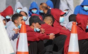 Joven marroquí se quema 'a lo bonzo' tras ser estafado por mafia migratoria