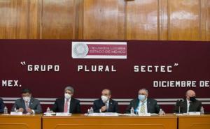 Instalan grupo para analizar proyecto de nueva Constitución en Edomex