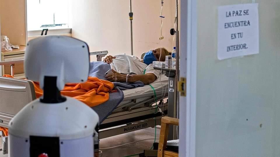 Seguro: CDMX, con 86% de saturación en hospitales