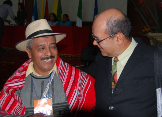Presentan código de ética de la medicina ancestral en Ecuador