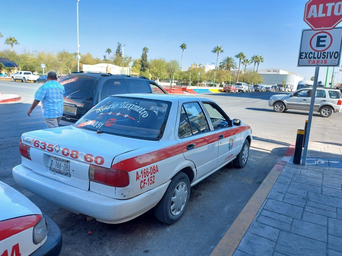 No habrá aumento alas tarifas de taxis en 2021