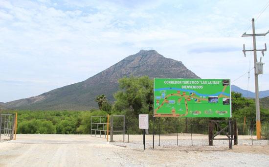 Embellecerán el corredor turístico de Candela en 2021