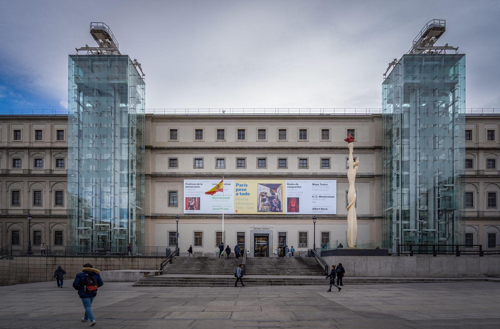 Los museos españoles pierden el 70 % de sus visitantes por la pandemia