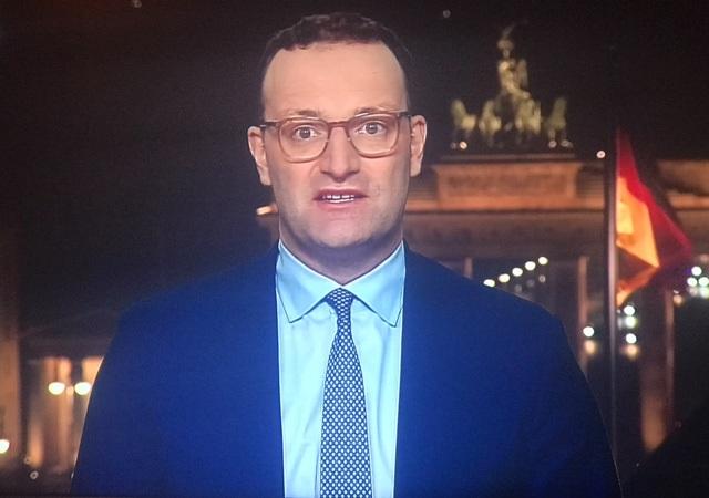 Ministro dice que todos los alemanes podrán vacunarse en segundo trimestre