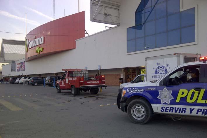 Le roban camioneta en Monclova