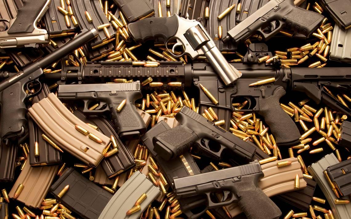 México: Promoverá en ONU plan contra tráfico de armas