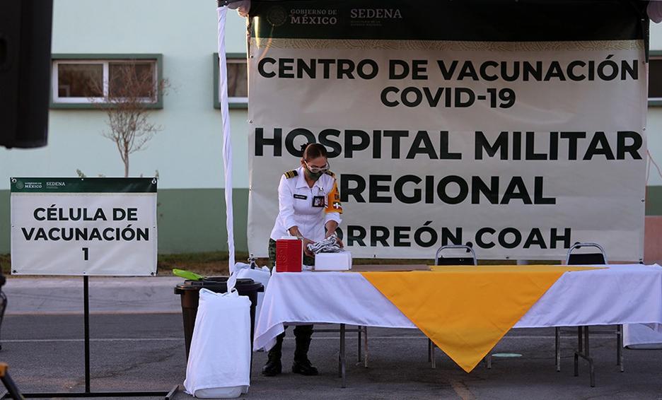 REPORTE ESTATAL COAHUILA COVID-19, 5 de enero