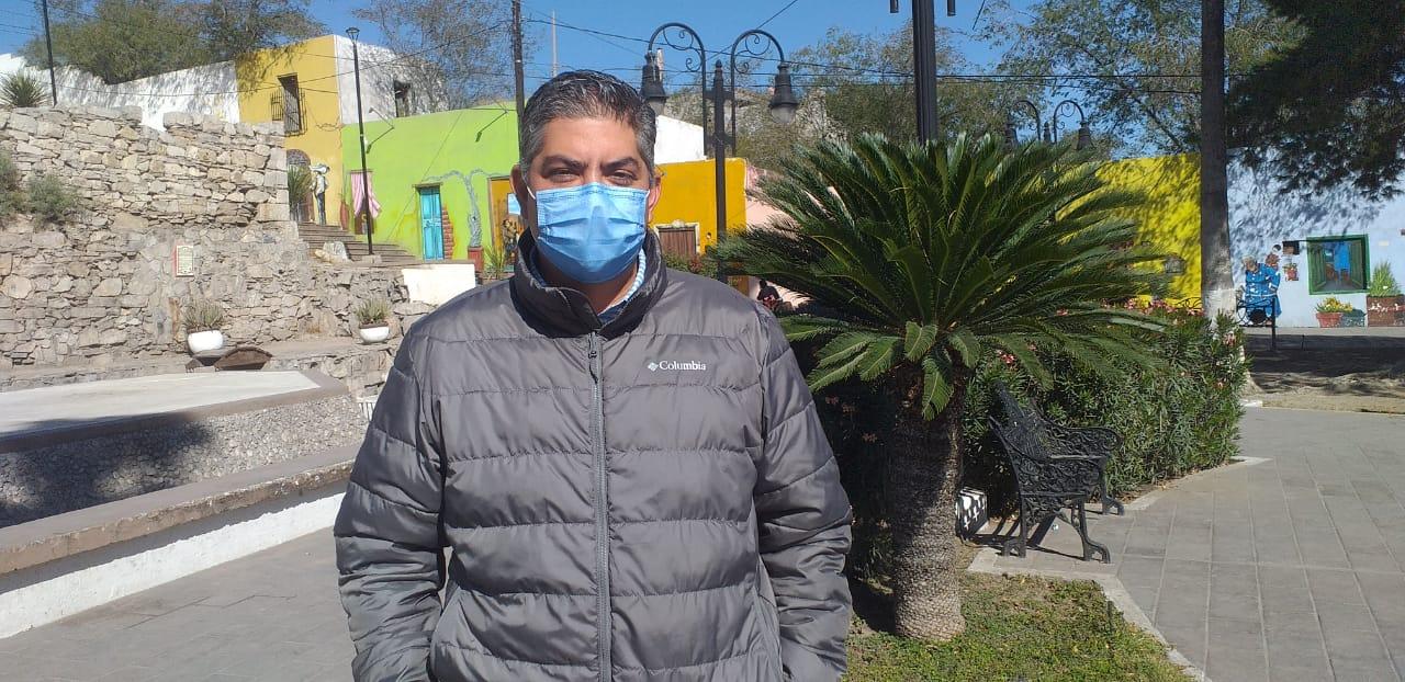 No descarta Alfredo Paredes aspiraciones políticas