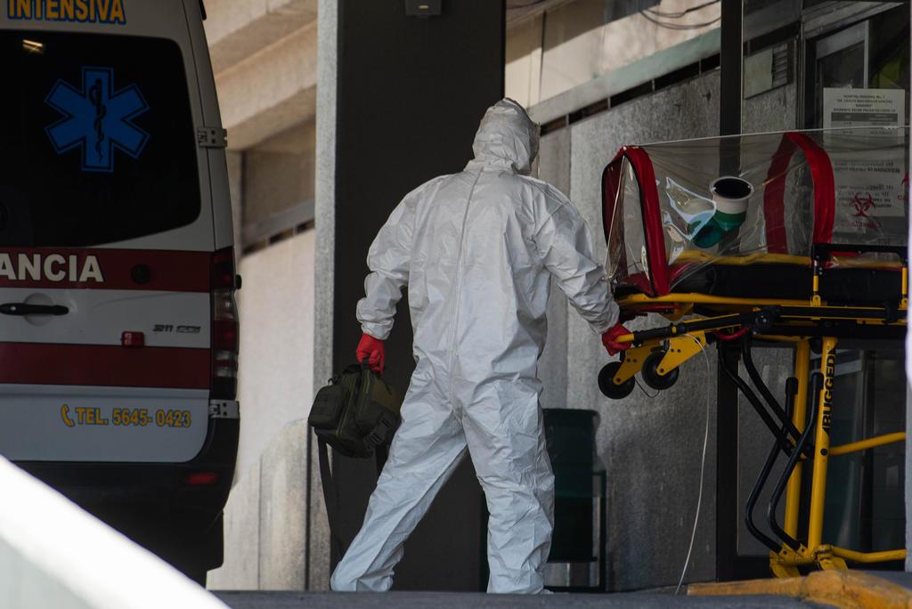 Se elevan a 128,822 los muertos por COVID-19 en México