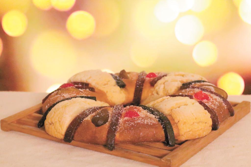 Rosca de Reyes, una deliciosa tradición con gran significado