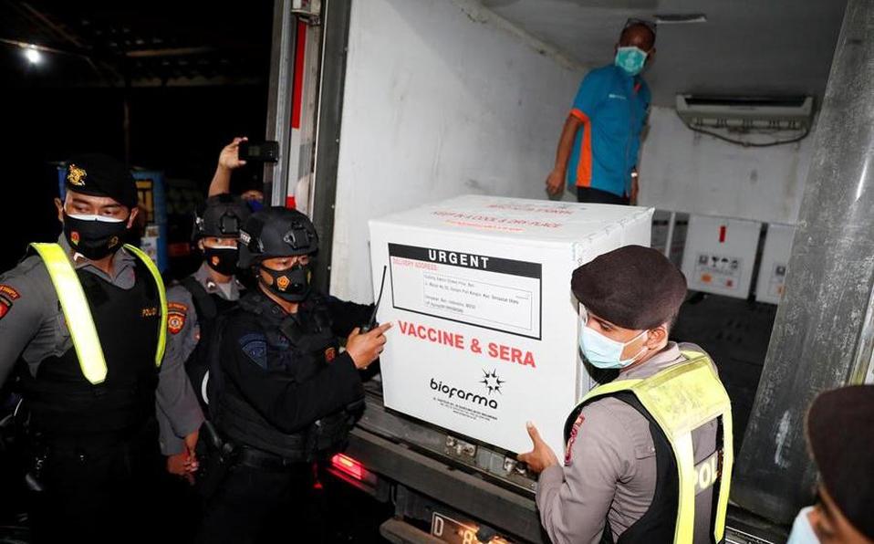 Indonesia comenzará este miércoles la vacunación contra la covid-19
