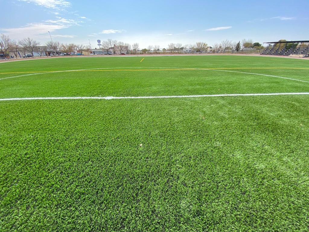 Modernizan toda la Unidad Deportiva