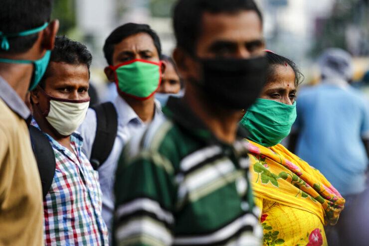 La India supera las 150,000 muertes por COVID-19