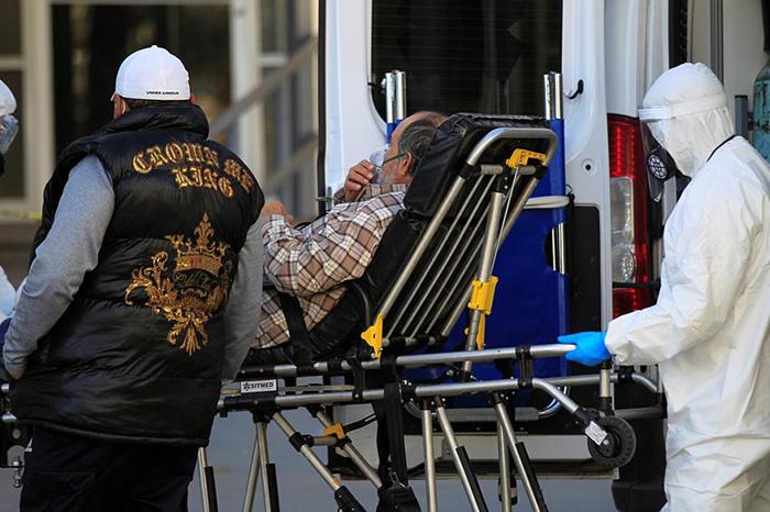 El Reino Unido registra 1,041 muertos por la covid en las últimas 24 horas