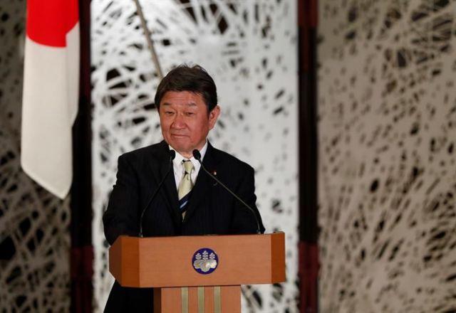 Canciller japonés se reunirá con Abdo Benítez en breve visita a Paraguay