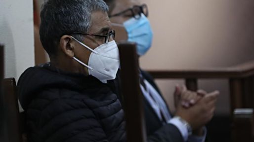 La justicia boliviana envía a prisión por dos meses a un exjefe antidrogas