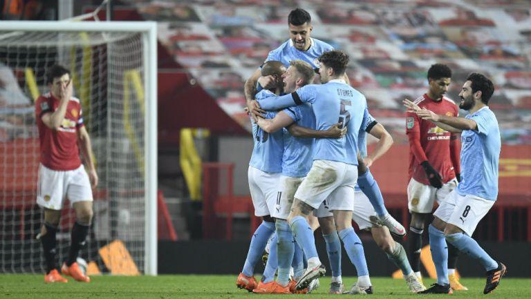 Manchester City elimino al United
