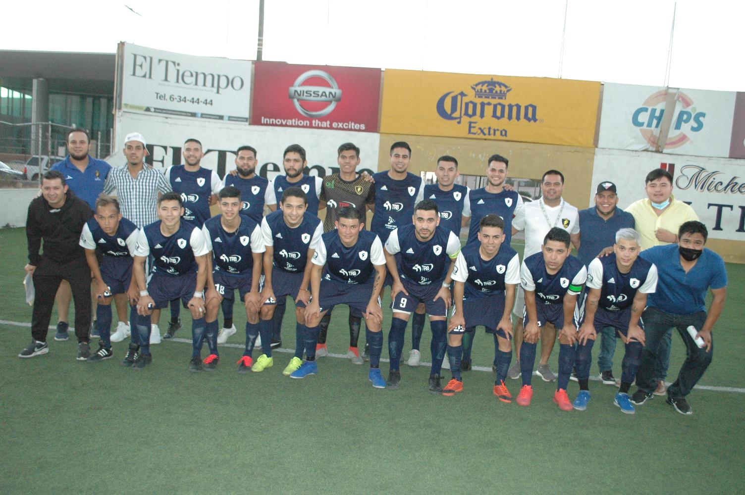 Reanudan Liga de Fútbol Rápido