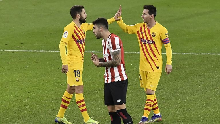 Barcelona venció al Athletic