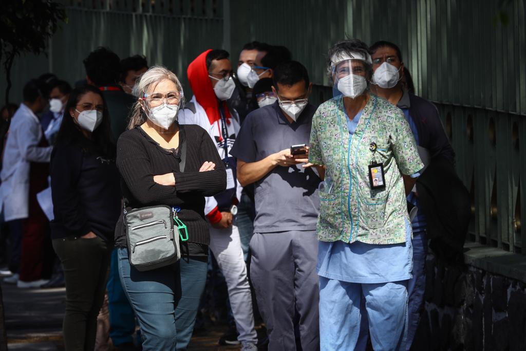 Reportan en Coahuila 31 muertes más por Covid-19