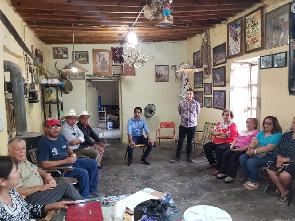 Tiene candidato a la alcaldía la alianza Morena, UDC y PT