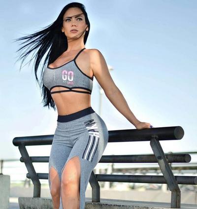 Pamela Rodríguez: Modelo denuncia que su ex la inmiscuyó en drogas