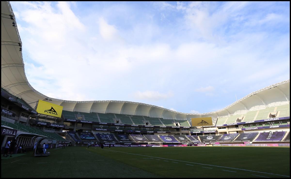Con gente en estadio, Mazatlán FC abre el torneo frente a Necaxa
