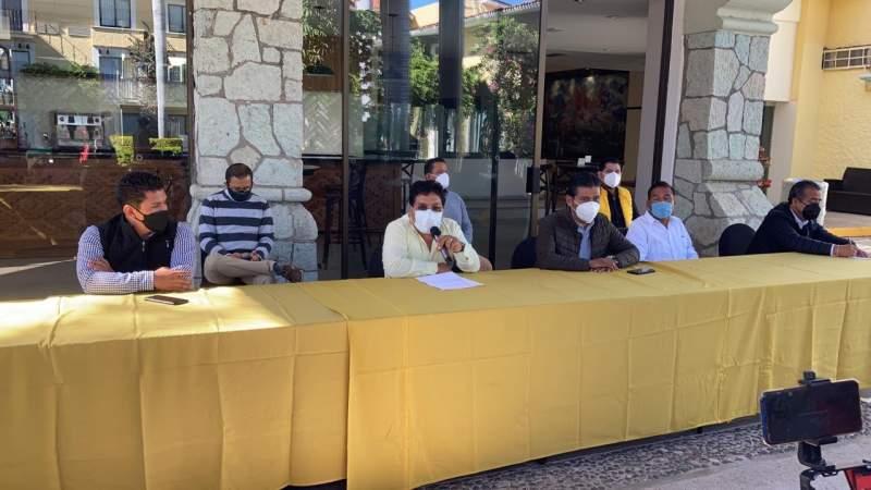 Se cae alianza en Oaxaca
