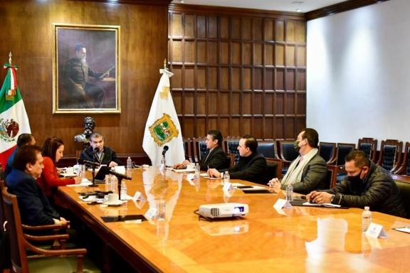 Proyecta Coahuila resultados positivos en tema de seguridad