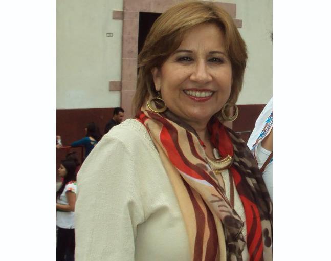 Nelva Villarreal es la alcaldesa interina de 'San Buena'