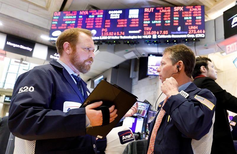Wall Street cierra la primera semana de 2021 con récords