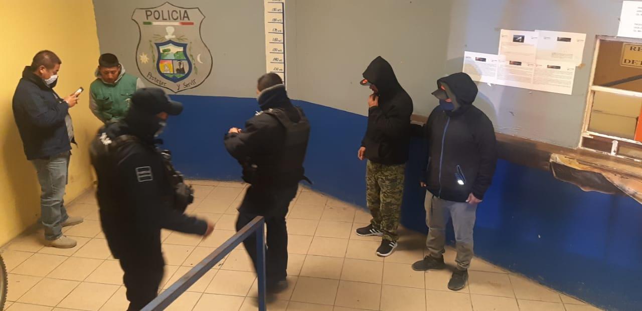 Arrecian operativos presenciales al sur en Monclova