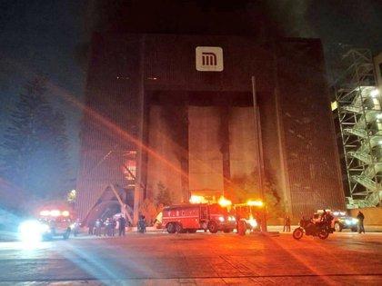 Estas son las líneas del Metro sin servicio por el incendio