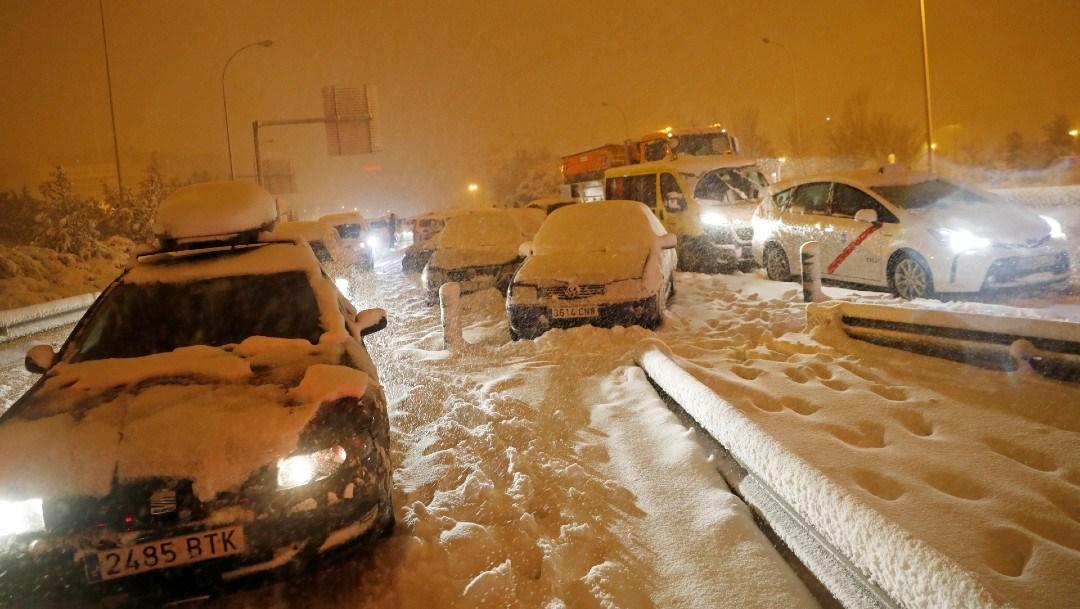 Un temporal causa dos muertos en España