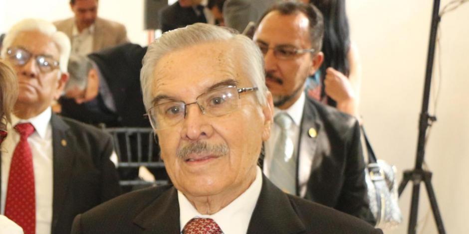 Fallece Ángel Sergio Guerrero Mier, exgobernador de Durango