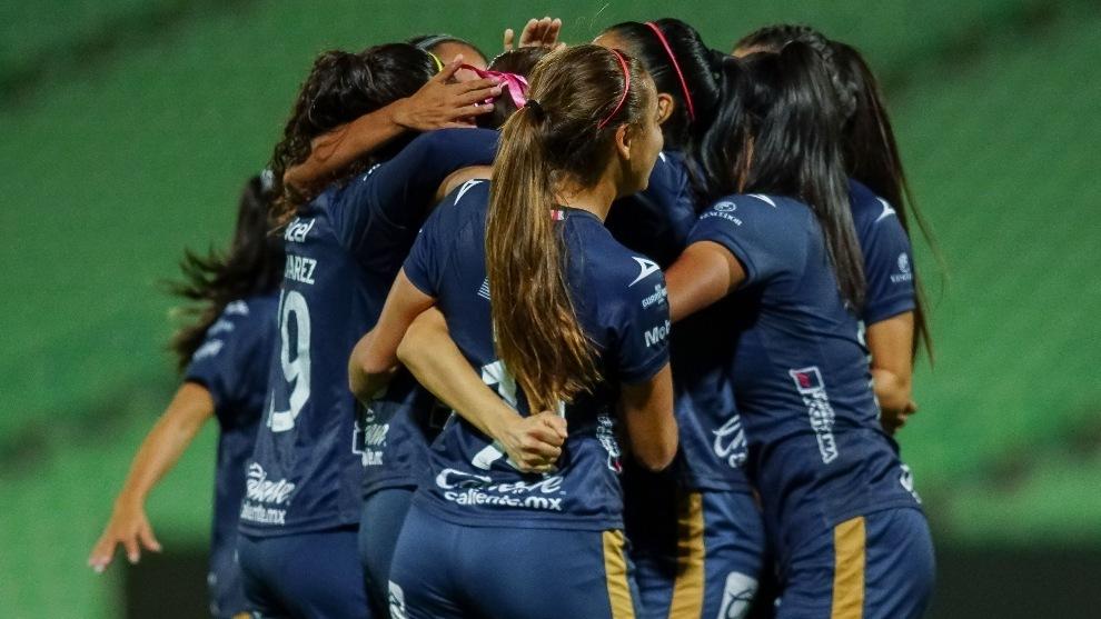 Rayadas golearon al San Luis