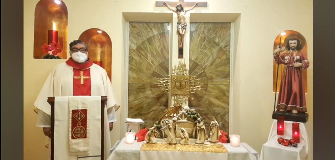 'Vivamos una vida nueva': Padre Neri