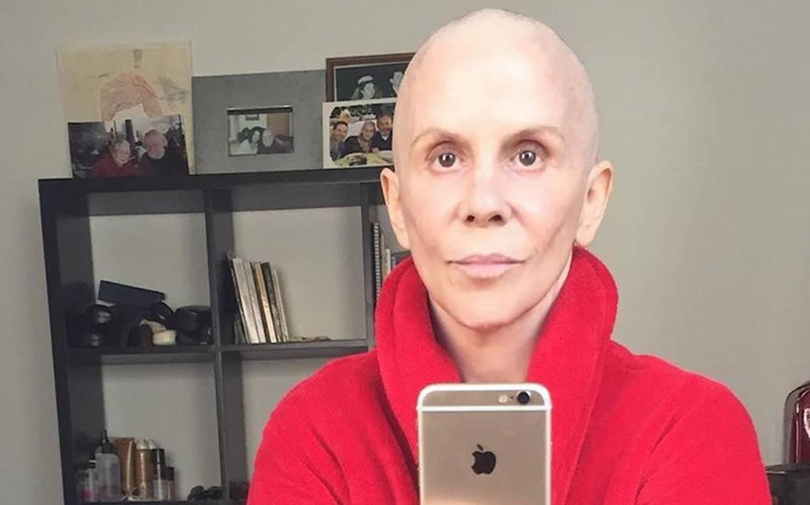 Rebecca Jones: El cáncer me hizo más fuerte ante la pandemia