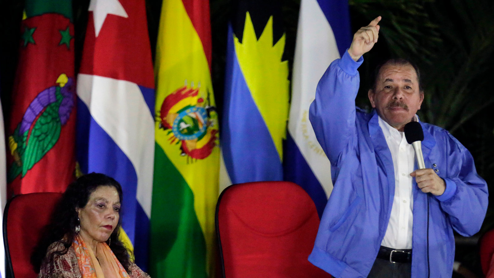 Opositor renuncia a directiva para aspirar a la Presidencia de Nicaragua