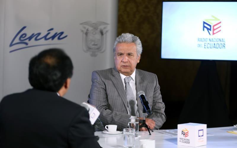 Ecuador despacha delegación de alto nivel a EEUU para conseguir más vacunas