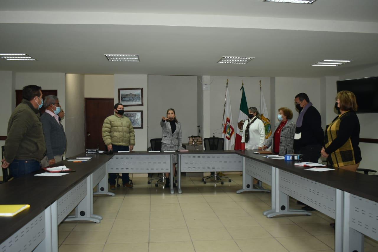 Alcaldesa interina tomó protestaen San Buenaventura