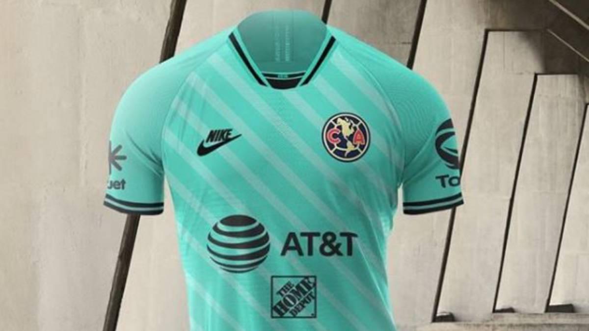 Filtran posible tercer uniforme del América para el Guardianes 2021