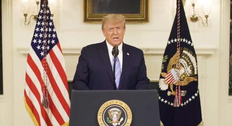 Nueva York baraja cancelar sus contratos con la empresa de Trump