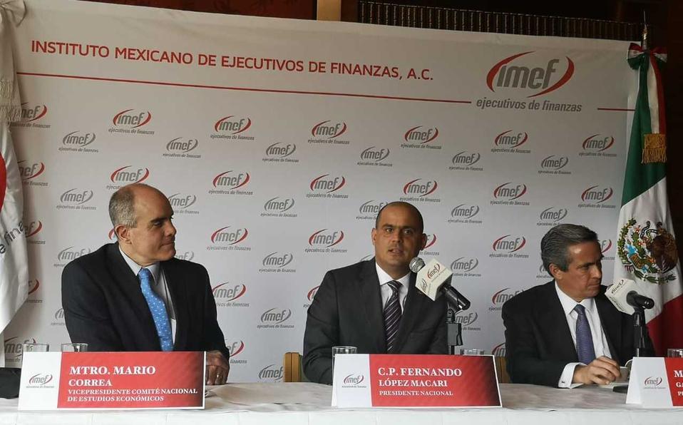 IMEF: Eliminar órganos autónomos tendrá poco impacto presupuestal